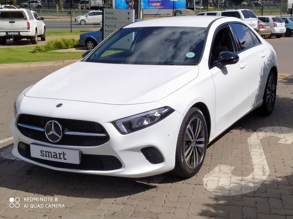 2020 Mercedes-Benz A-Class A200 AT Gauteng Centurion_0