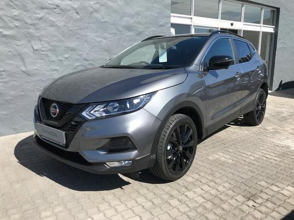 2021 Nissan Qashqai 1.2T Midnight CVT Western Cape Milnerton_0