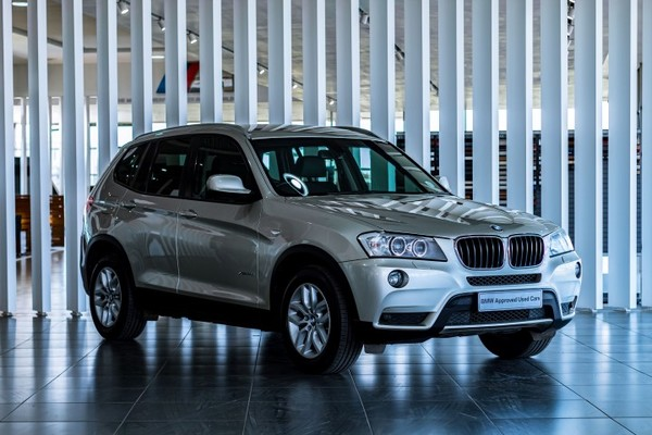 2013 BMW X3 Xdrive20d At  Gauteng Vereeniging_0
