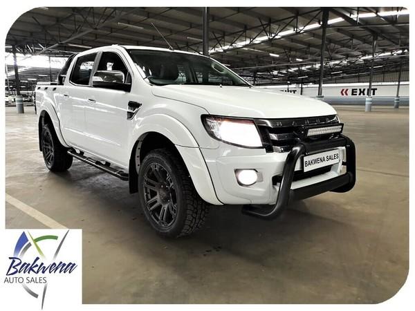 2015 Ford Ranger 3.2tdci Xlt At  Pu Dc  Gauteng Karenpark_0