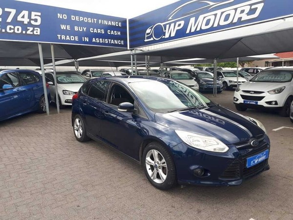 2011 Ford Focus 1.6 Ti Vct Trend 5dr  Western Cape Bellville_0