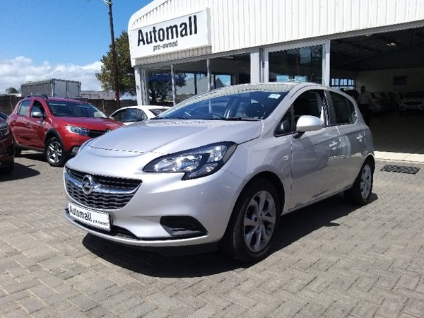 2019 Opel Corsa 1.0T Ecoflex Enjoy 5-Door 66KW Eastern Cape East London_0