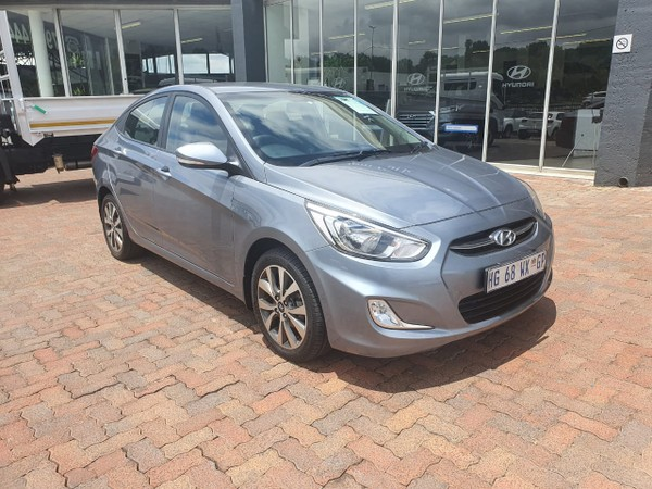 2018 Hyundai Accent 1.6 Gls At  Gauteng Johannesburg_0