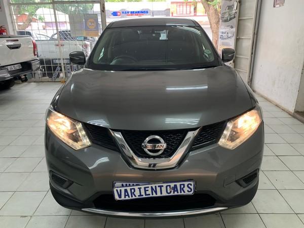2016 Nissan X-Trail 2.0 XE T32 Gauteng Johannesburg_0