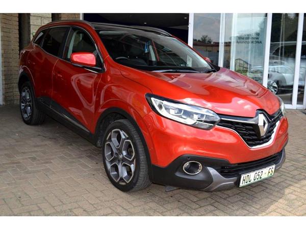 2018 Renault Kadjar 1.6 dCi 4X4 Free State Bethlehem_0