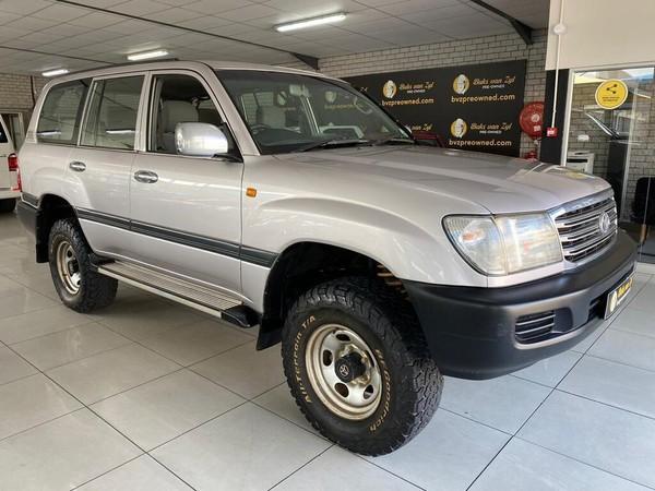 2005 Toyota Land Cruiser 100 Gx 4.2d  Western Cape Paarl_0