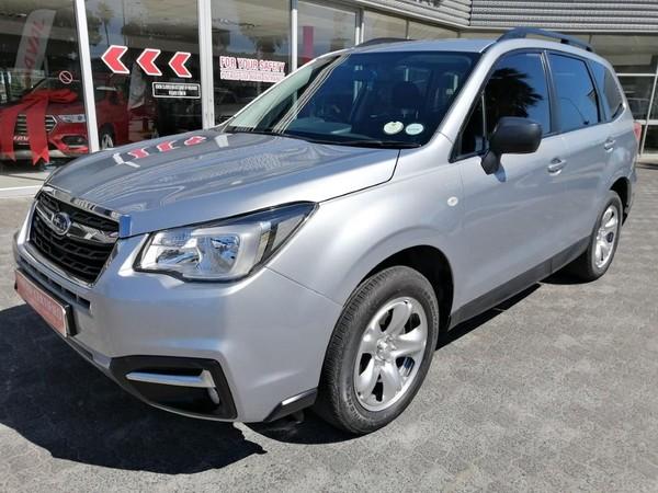 2018 Subaru Forester 2.5 X CVT Western Cape Cape Town_0