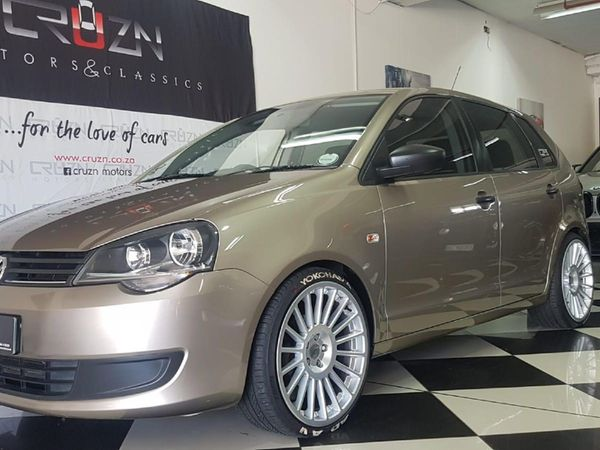 2014 Volkswagen Polo Vivo GP 1.4 Conceptline 5-Door Kwazulu Natal Durban North_0