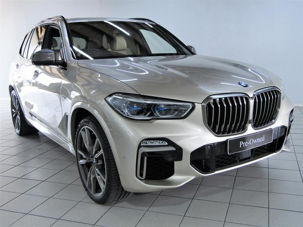 2019 BMW X5 M50d Western Cape Malmesbury_0
