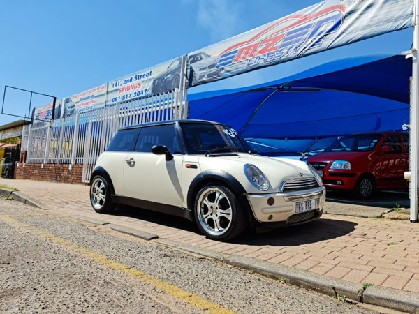 2003 MINI Cooper  Gauteng Kempton Park_0