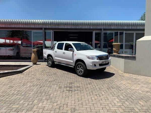 2016 Toyota Hilux 2.5d-4d Srx 4x4 Pu Dc  Mpumalanga Delmas_0