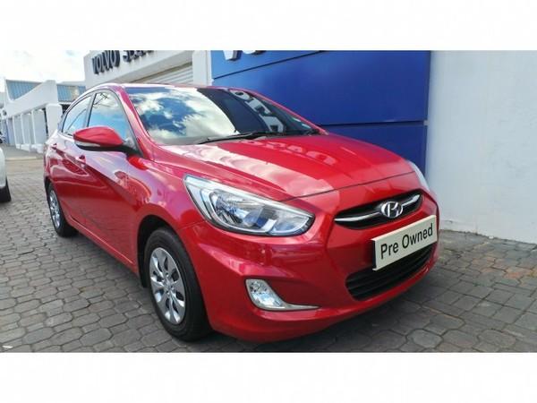 2016 Hyundai Accent 1.6 Gls At  Gauteng Pretoria_0