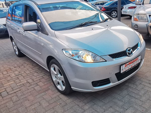 2007 Mazda 5 2.0l Active  North West Province Brits_0
