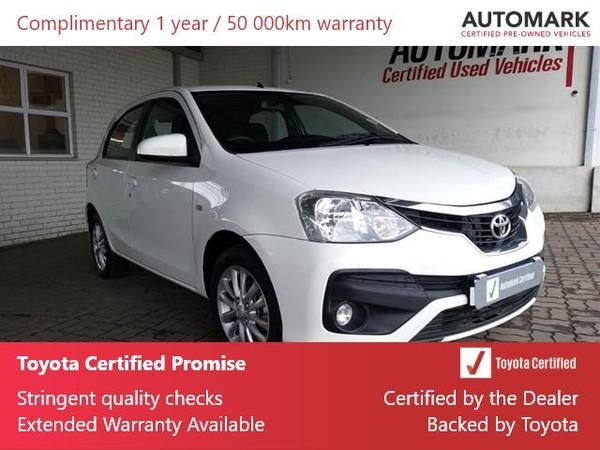 2019 Toyota Etios 1.5 Xs 5dr  Eastern Cape King Williams Town_0