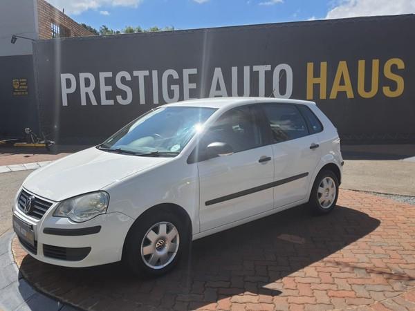 2007 Volkswagen Polo 1.4 Comfortline   Gauteng_0