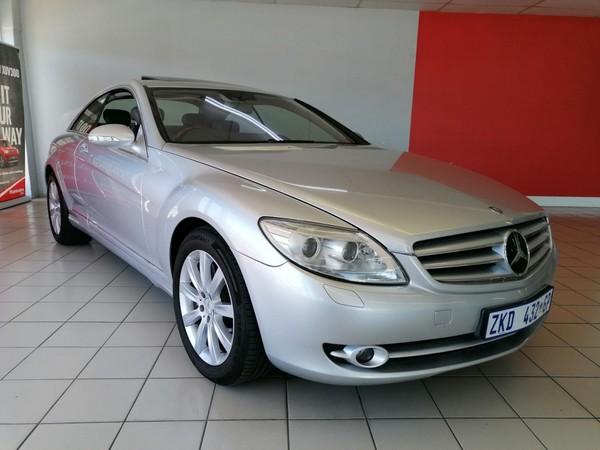 2007 Mercedes-Benz CL-CLass Cl 500  Western Cape Western Cape_0