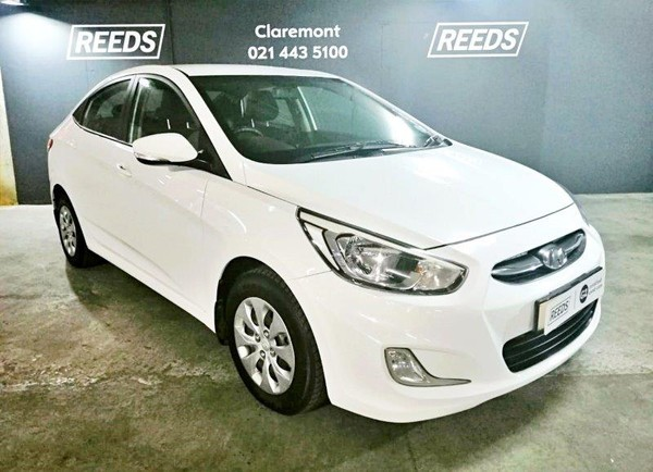 2016 Hyundai Accent 1.6 Gls At  Western Cape Claremont_0