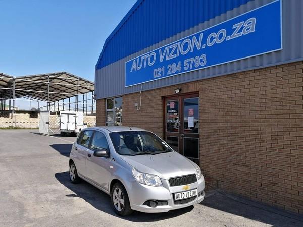 2011 Chevrolet Aveo 1.6 L 5dr  Western Cape Brackenfell_0