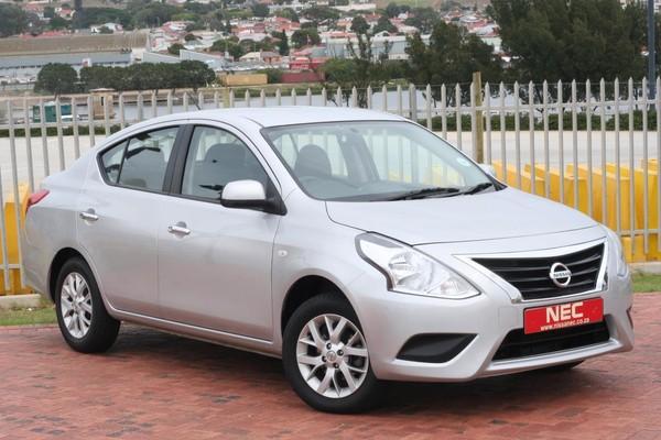 2018 Nissan Almera 1.5 Acenta Auto Eastern Cape Port Elizabeth_0