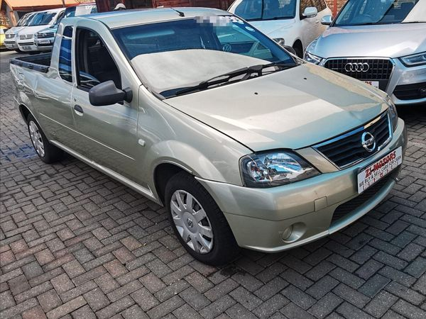2009 Nissan NP200 1.6  Pu Sc  North West Province Brits_0