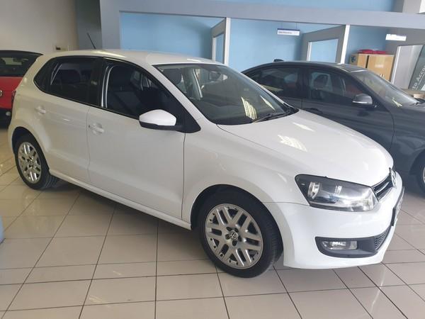 2012 Volkswagen Polo 1.4 Comfortline 5dr  Gauteng Alberton_0