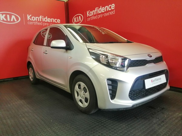 2020 Kia Picanto 1.0 Start Auto Gauteng Edenvale_0