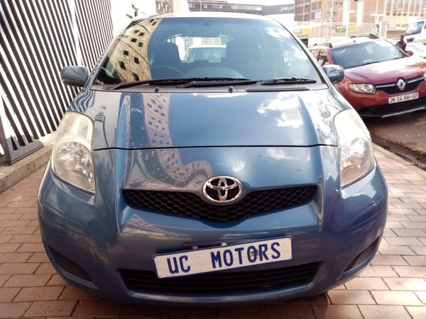 2011 Toyota Yaris 1.3 Xi 5dr  Gauteng Germiston_0