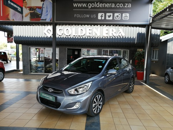 2017 Hyundai Accent 1.6 Gls At  Gauteng Pretoria_0