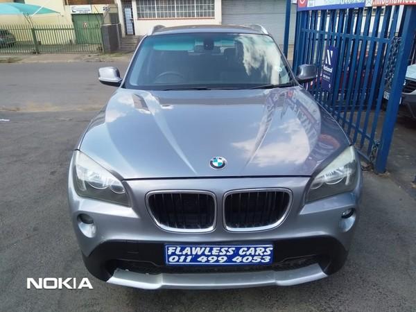 2012 BMW X1 Sdrive20d  Gauteng Johannesburg_0