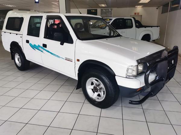 1996 Isuzu KB Series Kb 280 Dt Le Pu Dc  Gauteng Edenvale_0