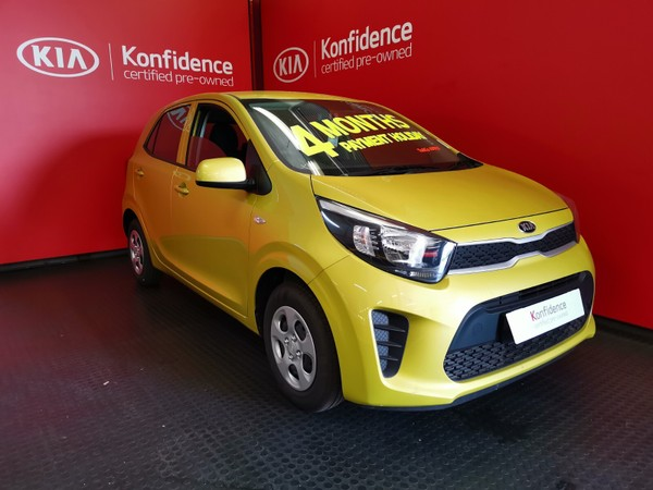 2020 Kia Picanto 1.0 Start Gauteng Edenvale_0