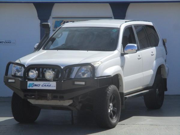 2009 Toyota Prado Vx 4.0 V6 At  Eastern Cape Port Elizabeth_0