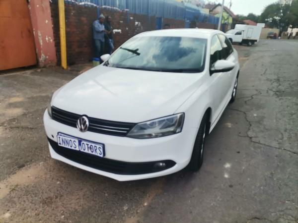 2012 Volkswagen Jetta Vi 1.4 Tsi Trendline  Gauteng Johannesburg_0