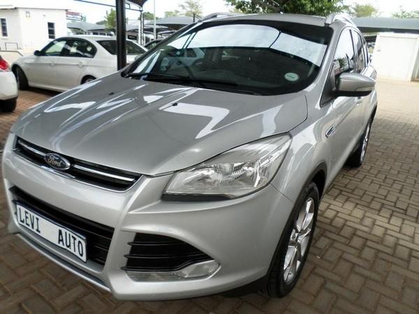 2013 Ford Kuga 2.0 TDCI Titanium AWD Powershift Gauteng Pretoria_0
