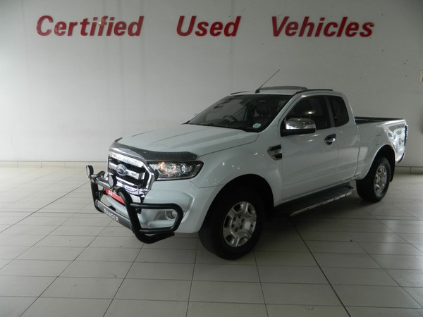 2016 Ford Ranger 3.2TDCi XLT 4X4 AT PU SUPCAB North West Province Brits_0