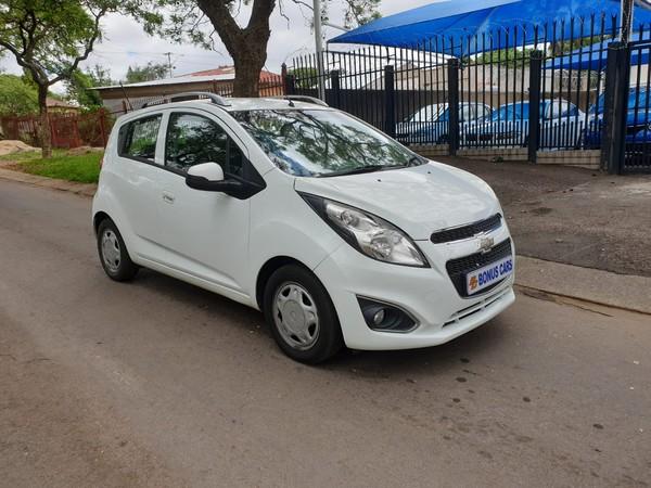 2016 Chevrolet Spark 1.2 Ls 5dr  Gauteng Pretoria West_0