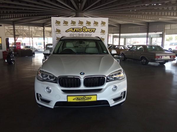 2014 BMW X5 xDRIVE30d Auto Western Cape Bellville_0