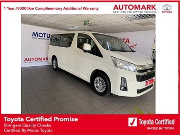 2019 Toyota Quantum 2.8 GL 11 Seat Gauteng Johannesburg_0