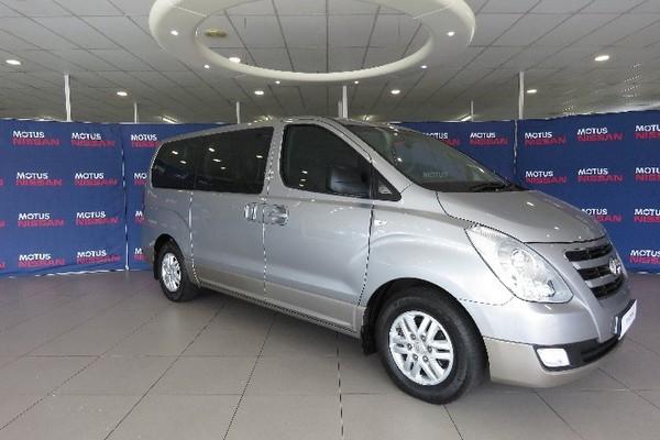 2017 Hyundai H1 2.5 CRDI Wagon Auto Western Cape Parow_0