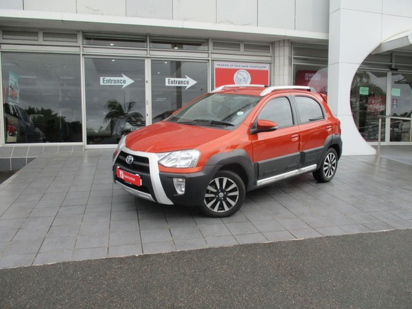 2018 Toyota Etios Cross 1.5 Xs 5Dr Kwazulu Natal Durban North_0