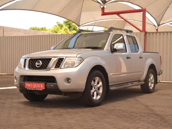 2014 Nissan Navara 2.5 Dci Le At Pu Dc  Gauteng Pretoria_0