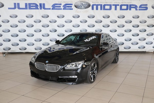 2012 BMW 6 Series 650i Coupe At f13  Gauteng Springs_0