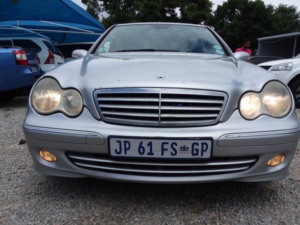 2004 Mercedes-Benz C-Class C 220 Cdi Estate Avantgarde Sport  Gauteng Randburg_0
