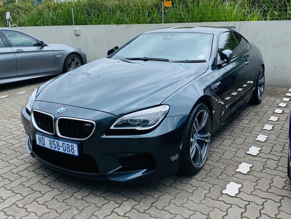 2016 BMW M6 M6 coupe Kwazulu Natal Newcastle_0