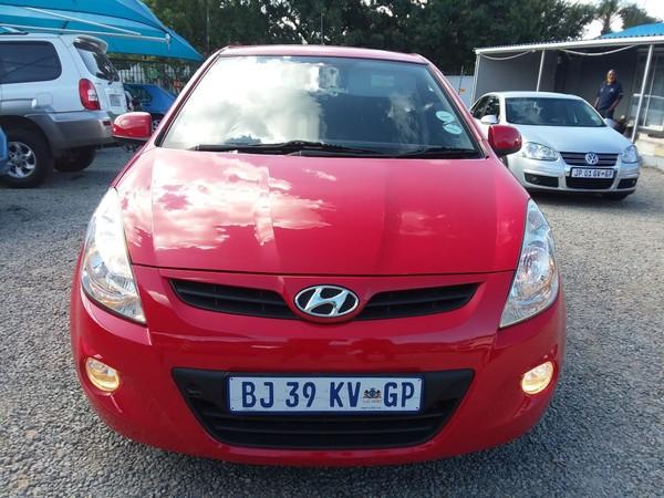 2011 Hyundai i20 1.4  Gauteng Randburg_0