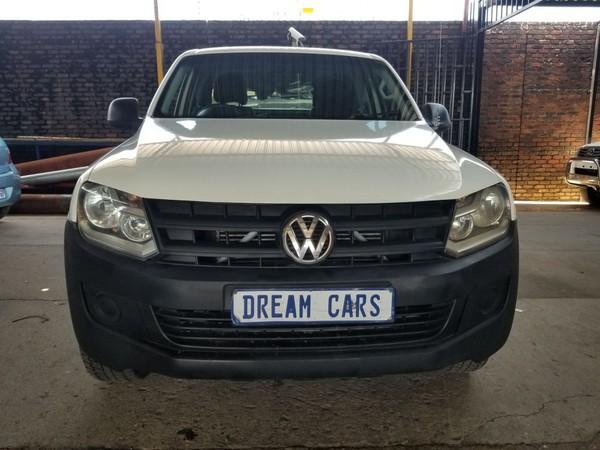 2012 Volkswagen Amarok 2.0tdi 103kw 4mot Sc Pu  Gauteng Johannesburg_0