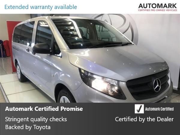 2018 Mercedes-Benz Vito 114 2.2 CDI Tourer Pro Auto Gauteng Johannesburg_0