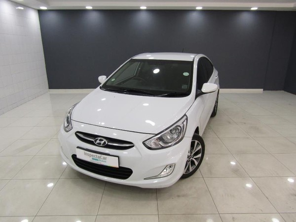 2018 Hyundai Accent 1.6 Gls At  Gauteng Pretoria_0
