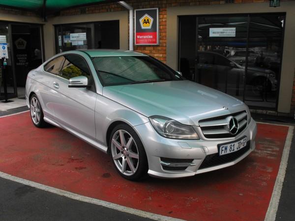 2013 Mercedes-Benz C-Class C250 Cdi Be Coupe At  Gauteng Boksburg_0