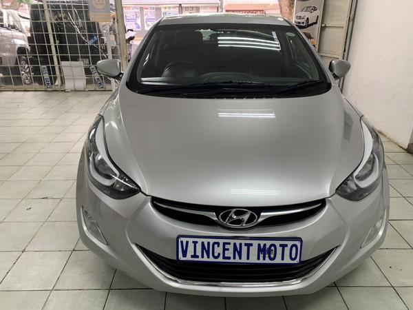 2013 Hyundai Elantra 1.6 Executive Gauteng Johannesburg_0